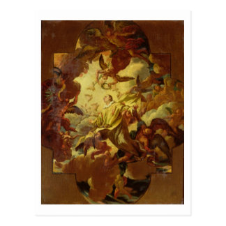 The Apotheosis of St. Stephen Postcard