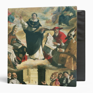The Apotheosis of St. Thomas Aquinas, 1631 Binder