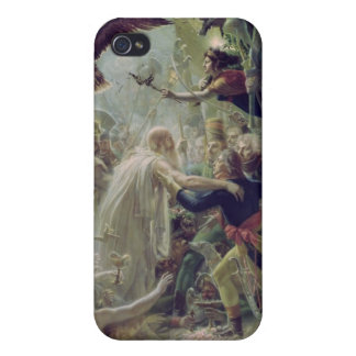 The Apotheosis of the French Heros Cover For iPhone 4