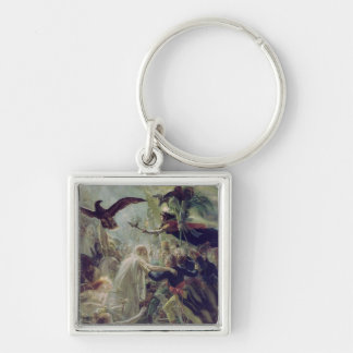 The Apotheosis of the French Heros Keychains