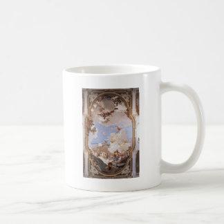 The Apotheosis of the Pisani Family by Giovanni Coffee Mug