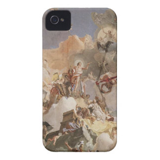 The Apotheosis of the Spanish Monarchy by Giovanni iPhone 4 Cover