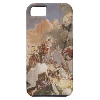 The Apotheosis of the Spanish Monarchy by Giovanni iPhone SE/5/5s Case