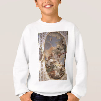 The Apotheosis of the Spanish Monarchy by Giovanni Sweatshirt