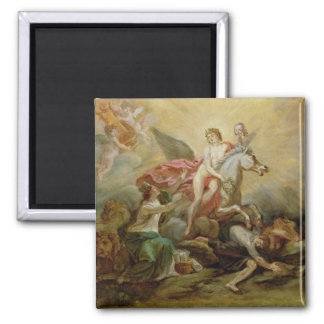 The Apotheosis of Voltaire, 1778 Magnet