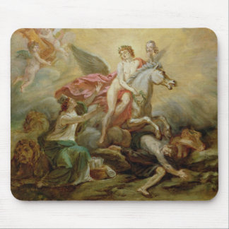 The Apotheosis of Voltaire, 1778 Mouse Pad