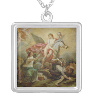 The Apotheosis of Voltaire, 1778 Necklace