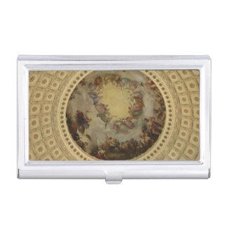 The Apotheosis of Washington Capitol Rotunda Case For Business Cards