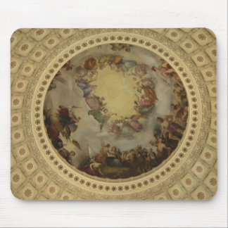 The Apotheosis of Washington - Capitol Rotunda Mouse Pad