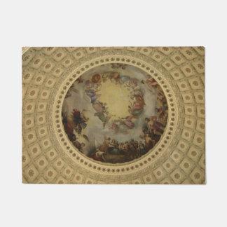 The Apotheosis of Washington Original Photo Doormat