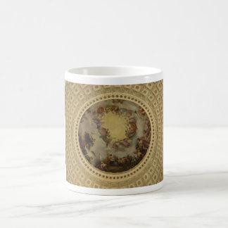 The Apotheosis of Washington  Washington DC Art Coffee Mug