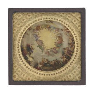 The Apotheosis of Washington  Washington DC Art Gift Box