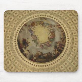 The Apotheosis of Washington  Washington DC Art Mouse Pad