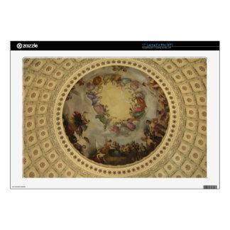 The Apotheosis of Washington  Washington DC Art Skin For Laptop
