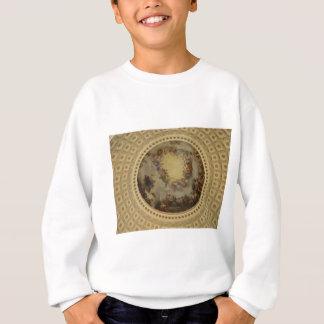 The Apotheosis of Washington  Washington DC Art Sweatshirt