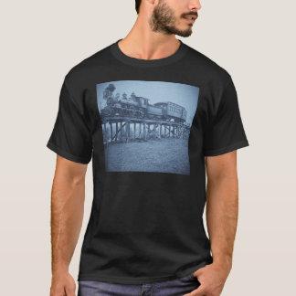 The Appalling Accident at Farmington River (Cyan) T-Shirt