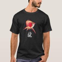 The apparel of Asian Arowana T-Shirt