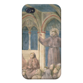The Apparition at the Chapter House at Arles iPhone 4 Covers