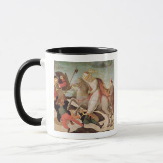The Apparition of St. Ambrose Mug