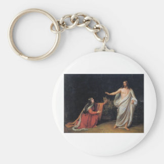 The Appearance of Christ to Mary Magdalene Keychain