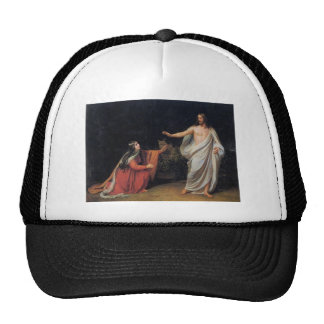 The Appearance of Christ to Mary Magdalene Trucker Hat