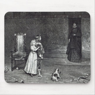 The Appearance of the Countess of Derby Mouse Pads