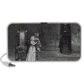 The Appearance of the Countess of Derby iPod Speakers