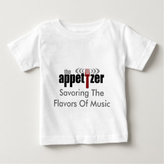 The Appetizer Baby Shirt