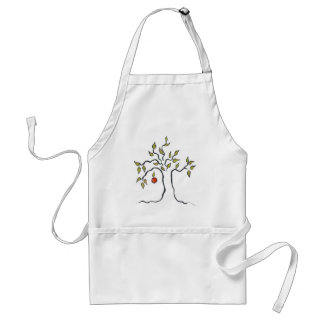 The Apple and The Tree Adult Apron