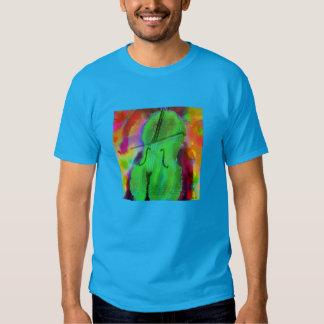 The Apple Cello t-shirt for men