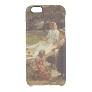 The Apple Gatherers, 1880 Clear iPhone 6/6S Case