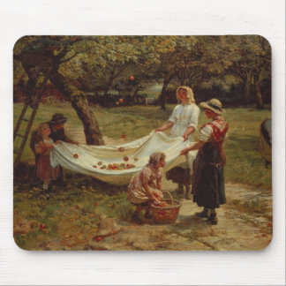 The Apple Gatherers, 1880 Mouse Pad