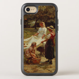 The Apple Gatherers, 1880 OtterBox Symmetry iPhone 7 Case