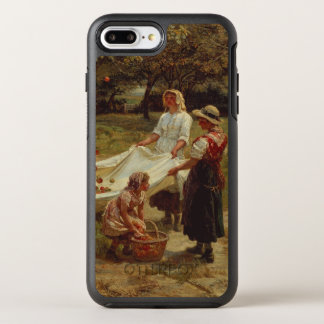 The Apple Gatherers, 1880 OtterBox Symmetry iPhone 7 Plus Case