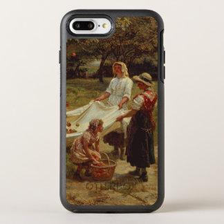 The Apple Gatherers, 1880 OtterBox Symmetry iPhone 8 Plus/7 Plus Case