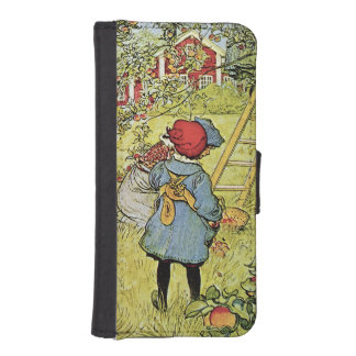 The Apple Harvest iPhone SE/5/5s Wallet Case