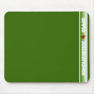The Apple JollyRancher Project Mousepad
