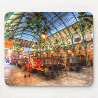 The Apple Market Covent Garden London Mouse Pad