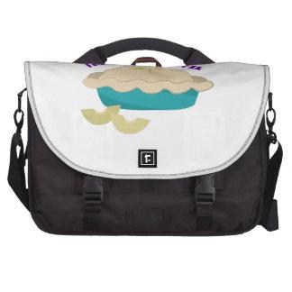 The Apple Of My Pie Laptop Messenger Bag
