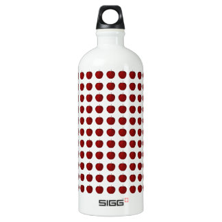 THE APPLE PARADE! (a  fruity design) ~ Aluminum Water Bottle