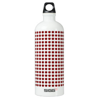 THE APPLE PARADE! (a  fruity design) ~ Water Bottle