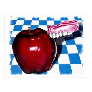 The Apple that Bit Back Postcards