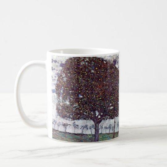 The Apple Tree by Gustav Klimt Coffee Mug
