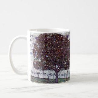 The Apple Tree by Gustav Klimt Coffee Mugs