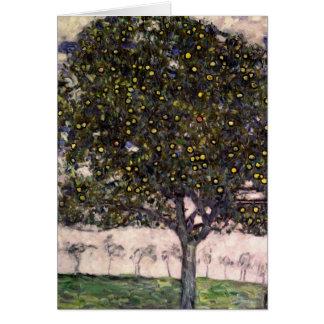 The Apple Tree II, 1916 Card