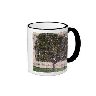 The Apple Tree II, 1916 Ringer Coffee Mug