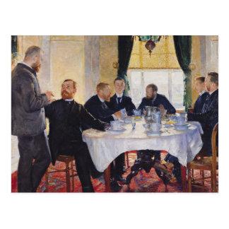 The Apprentices, 1892 Postcard