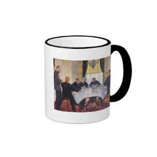 The Apprentices, 1892 Ringer Mug