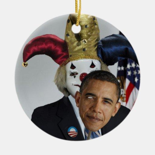 The April Fool Christmas Ornaments