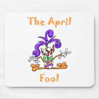 The April Fool Mouse Pad